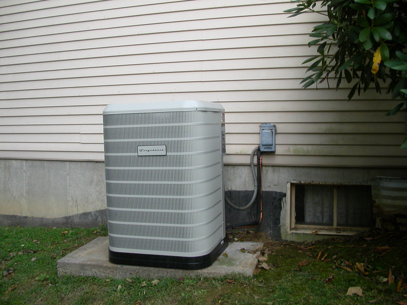 High Efficiency Heat Pump